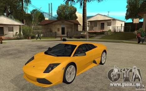 Lamborghini Murcielago LP640 pour GTA San Andreas