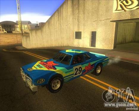 Jupiter Eagleray MK5 für GTA San Andreas rechten Ansicht