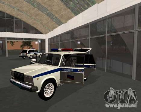 VAZ 21047 Police pour GTA San Andreas