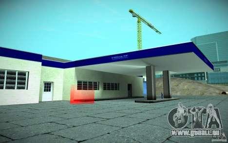 HD Garage in Doherty für GTA San Andreas zweiten Screenshot