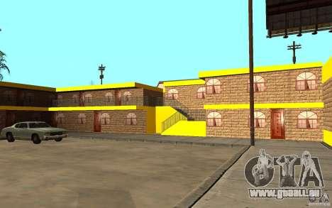 Die Store-Euroset für GTA San Andreas zweiten Screenshot