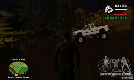 Kreuzung v1. 0 für GTA San Andreas sechsten Screenshot