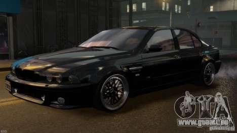 BMW M5 E39 BBC v1.0 für GTA 4 Unteransicht