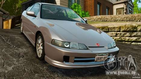 Honda Integra Type-R pour GTA 4