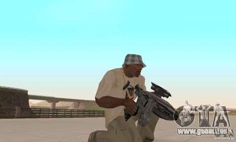 Pack armes de Star Wars pour GTA San Andreas deuxième écran