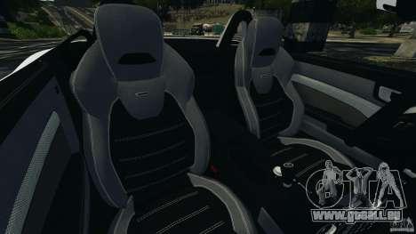Mercedes-Benz SLK 2012 v1.0 [RIV] pour GTA 4 est une vue de l'intérieur