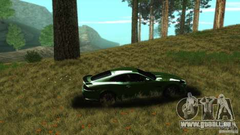 ENBSeries by dyu6 v2.0 pour GTA San Andreas cinquième écran