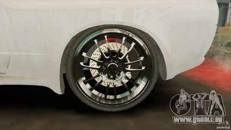 Nissan Skyline R32 GTS-T [endg.] für GTA 4 Rückansicht