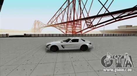 ENBSeries by egor585 pour GTA San Andreas troisième écran
