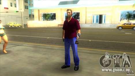 Peaux de Pak pour GTA Vice City