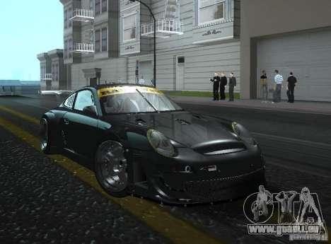 Porsche 911 GT3 RSR RWB pour GTA San Andreas