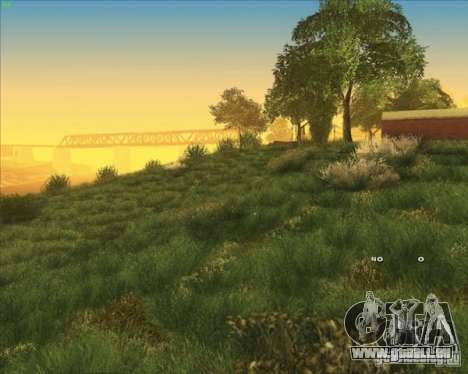 Project Oblivion 2010 For Low PC V2 für GTA San Andreas dritten Screenshot