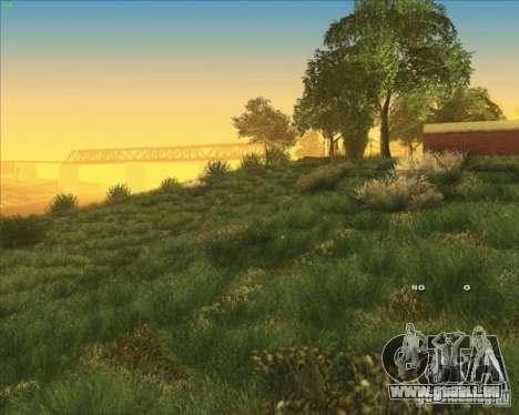 Project Oblivion 2010 For Low PC V2 für GTA San Andreas dritten Screenshot