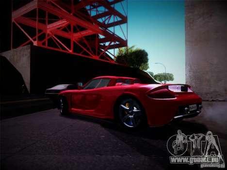 Realistic Graphics 2012 pour GTA San Andreas troisième écran