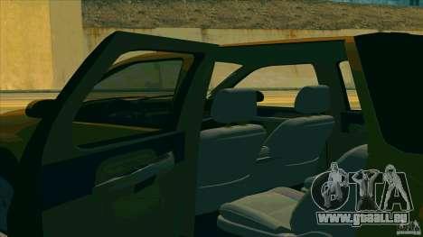 Chevrolet Avalanche 2011 pour GTA San Andreas vue de droite