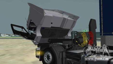 Renault Premium pour GTA San Andreas vue arrière