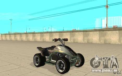 Powerquad_by-Woofi-MF peau 4 pour GTA San Andreas