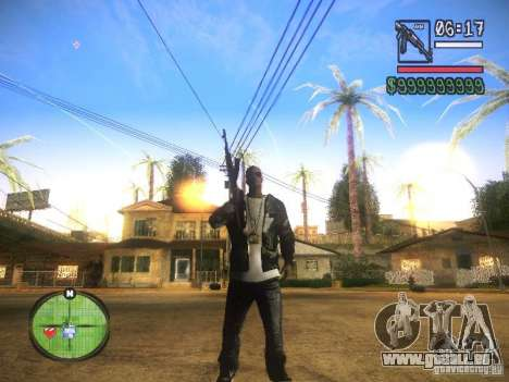 New ENBSEries 2011 v3 für GTA San Andreas sechsten Screenshot