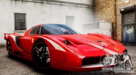 Ferrari FXX Evoluzione pour GTA 4