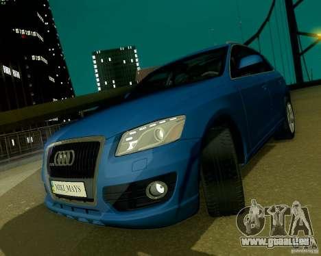 Audi Q5 für GTA San Andreas Innen