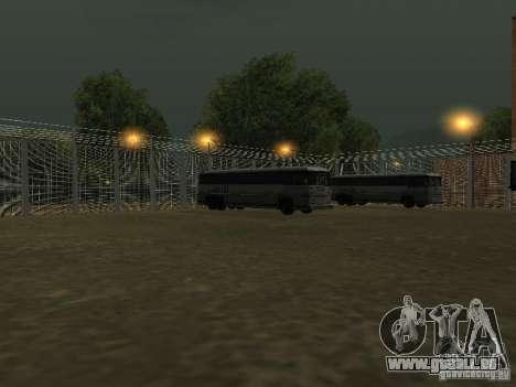 Busparkplatz v1. 1 für GTA San Andreas fünften Screenshot