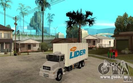 Camiun Hiper Lider pour GTA San Andreas