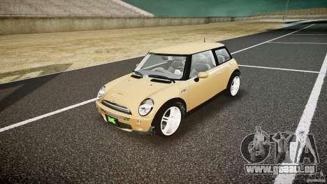 Mini Cooper S für GTA 4