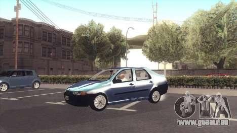 Fiat Siena 1998 pour GTA San Andreas