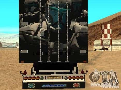 Trailer de Star Wars pour GTA San Andreas