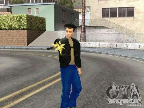 Peaux Gopnik pour GTA San Andreas