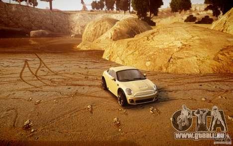 Mini Coupe Concept v0.5 pour GTA 4 est un côté