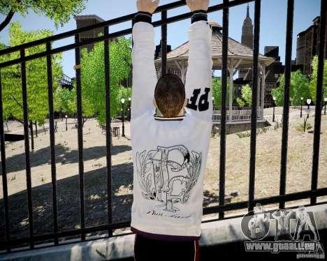 Young Niko pour GTA 4 septième écran