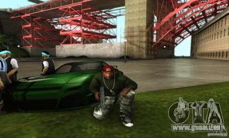 iPrend ENBSeries v1.3 Final für GTA San Andreas sechsten Screenshot