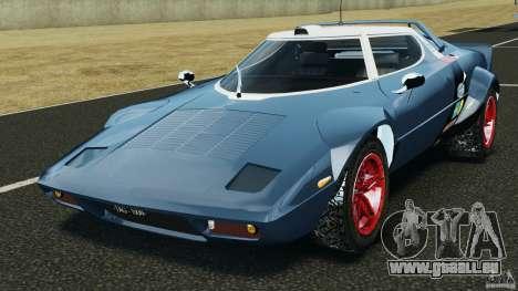 Lancia Stratos v1.1 für GTA 4
