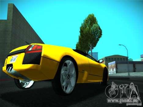 ENBSeries by GaTa pour GTA San Andreas deuxième écran