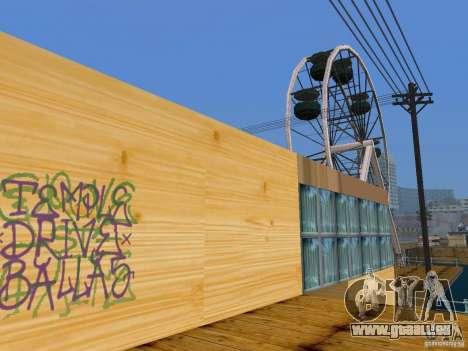 Neue Strand Textur v2. 0 für GTA San Andreas fünften Screenshot