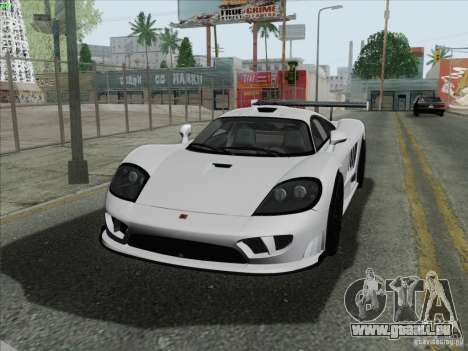 Saleen S7 Twin Turbo Competition Custom für GTA San Andreas