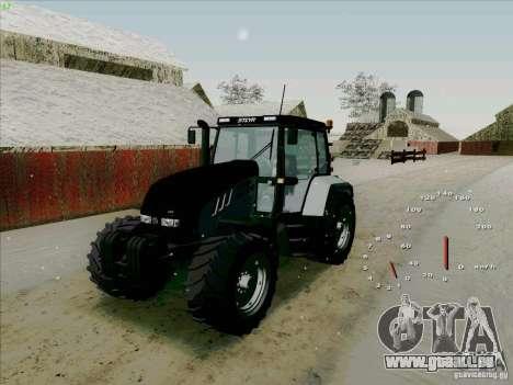 Steyr CVT 170 pour GTA San Andreas