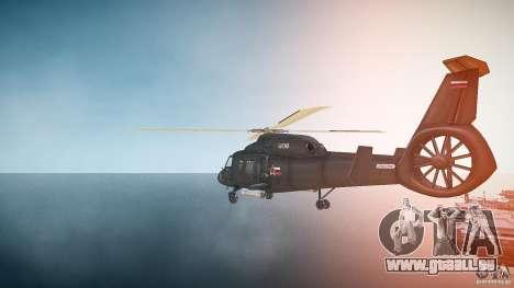 KA-60 Kasatka v1.0 für GTA 4 linke Ansicht