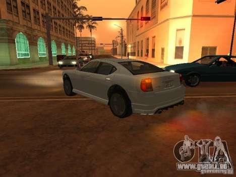 GTA 4 TBoGT chez Buffalo pour GTA San Andreas laissé vue