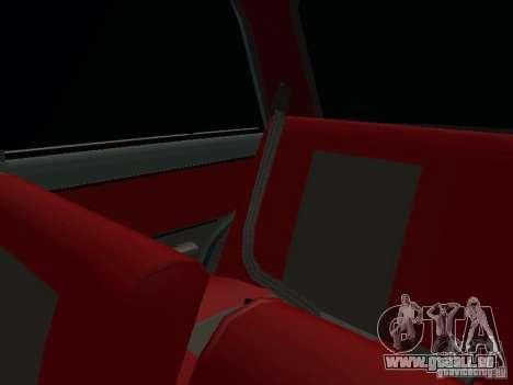 VAZ 21011 für GTA San Andreas Unteransicht