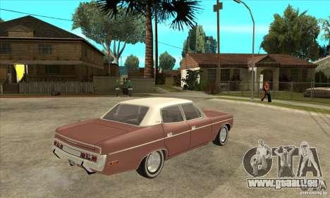 AMC Matador 1971 pour GTA San Andreas vue de droite