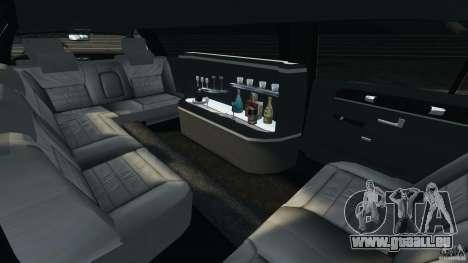 Lincoln Town Car Limousine 2006 für GTA 4 Seitenansicht
