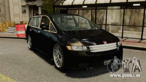 Honda Odyssey für GTA 4