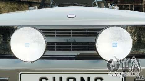 Saab 900 Coupe Turbo pour GTA 4