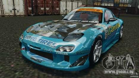 Mazda RX-7 RE-Amemiya v2 für GTA 4