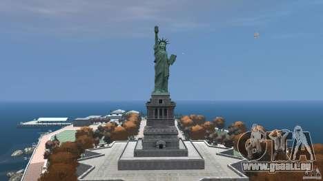 Bank robbery mod pour GTA 4 troisième écran