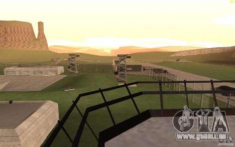 New desert für GTA San Andreas neunten Screenshot