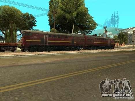2te10u-0211 für GTA San Andreas rechten Ansicht