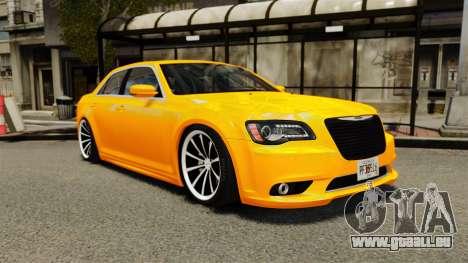 Chrysler 300 SRT8 LX 2012 für GTA 4